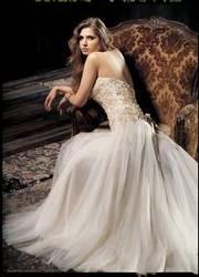 Alaura Wedding Dress by Constantina