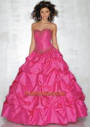 Mori Lee White Wedding/Prom Dress Size 10/12