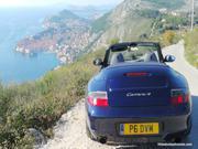 Porsche 2001 2001 PORSCHE 911 CARRERA 4 BLUE