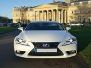 LEXUS IS 300 2014 LEXUS IS 300H LUXURY CVT WHITE FULL DEALER HI